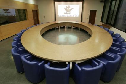 Sala centro de eventos feria valencia for Sala clamores proximos eventos
