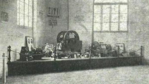 1919 stand en La Lanera