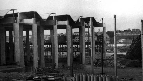 1968. Construcción nuevo recinto