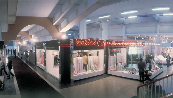 1985. Textilhogar