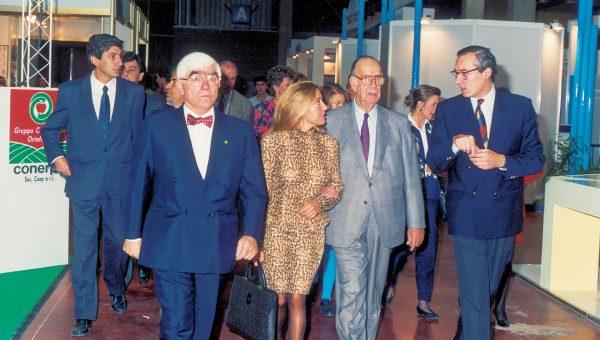 1999. Visita Camilo José Cela