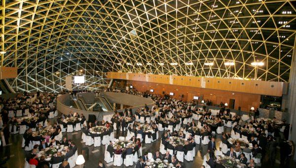 2008. Centro Eventos